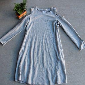 Anthropologie Sol Angeles Slub Sweater dress